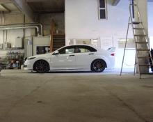 Acura TSX White Star